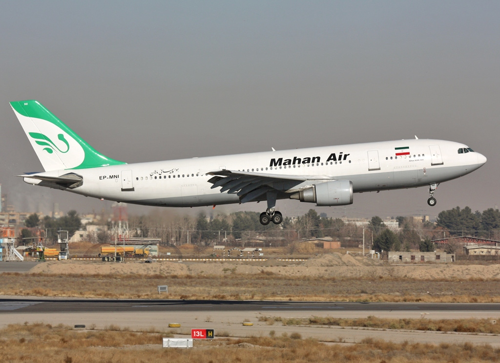 Mahan Air Airbus A300