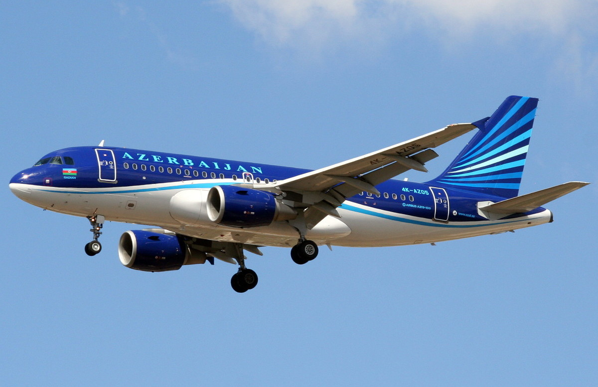 Azerbaijan Airlines AZAL