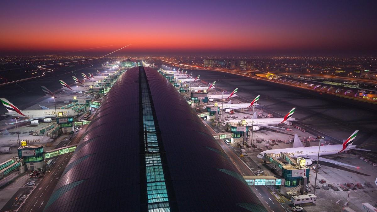 Dubai dxb airport