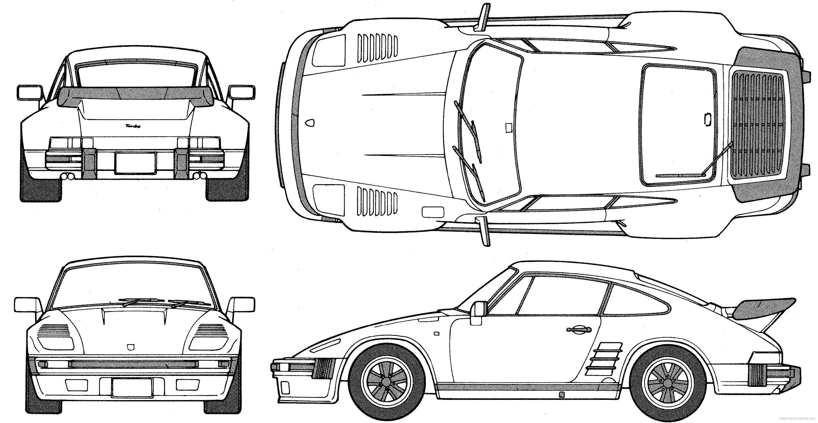 porsche-911-flatnose
