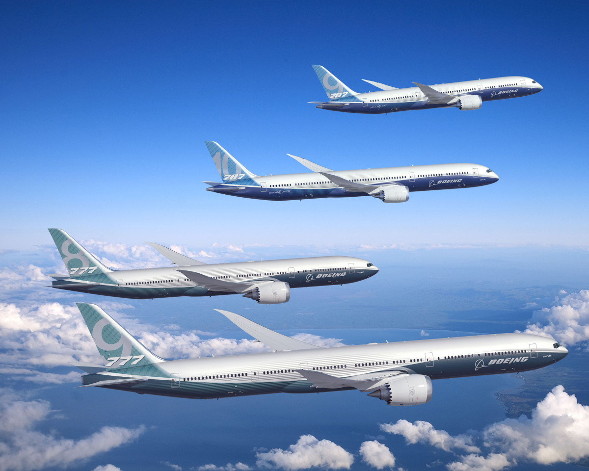 787-8, 787-9 and 787-10 Artwork