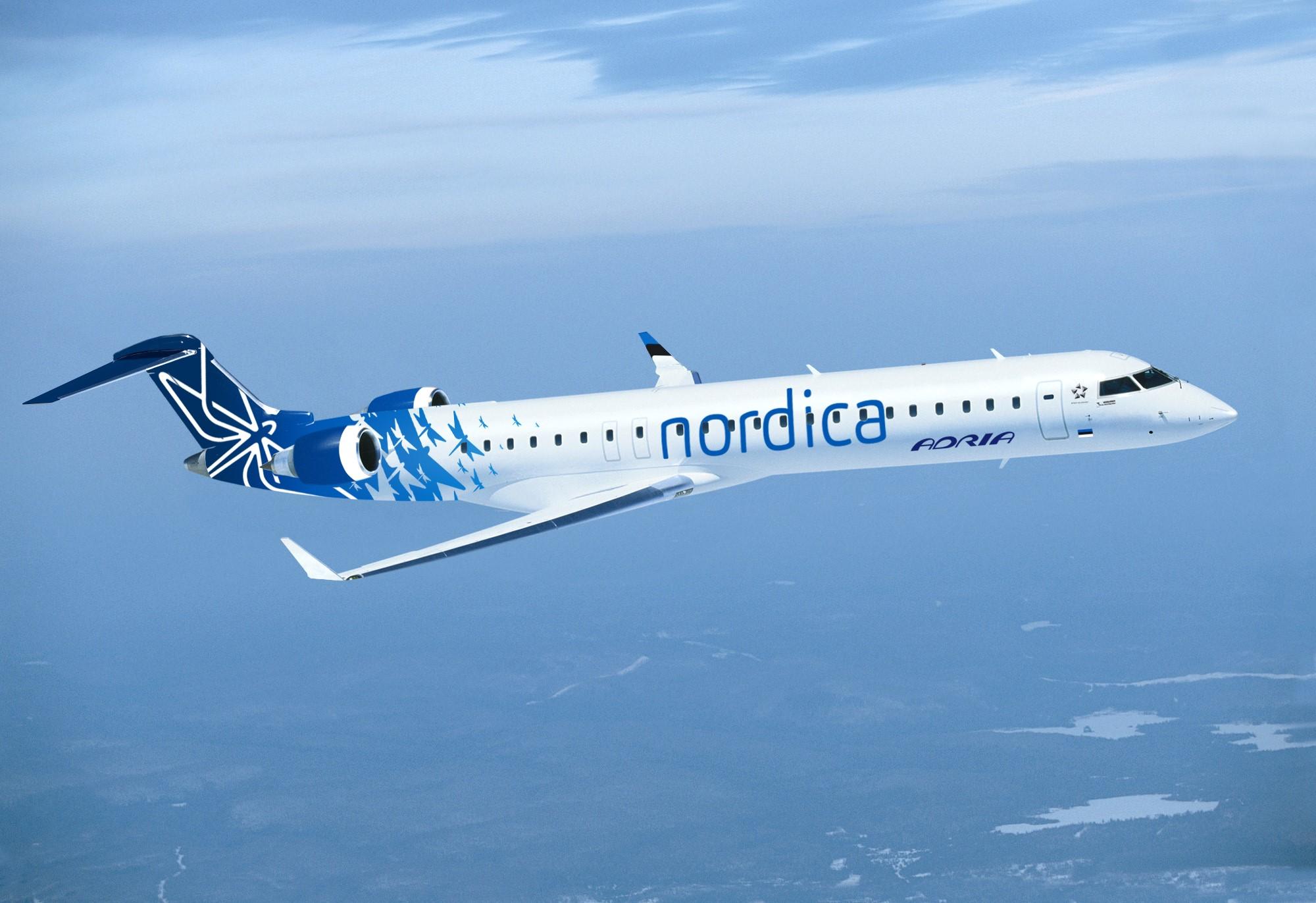 Nordica livery 2