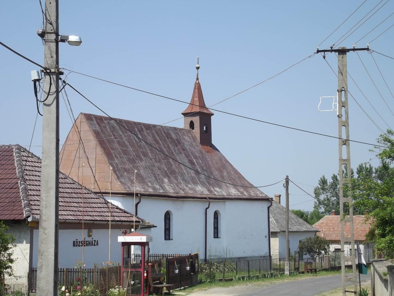 templomkivul