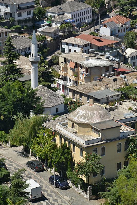 Gjirokastër_-_Teqe_Mosque_